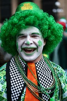 Happy St Patrick's Day: St Patrick's Day Parade by !!WaynePhotoGuy, via Flickr