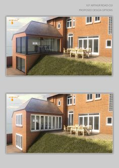Anomaly3D | Architectural Visualisation & CGI | Residential development Exterior 3D Rendering