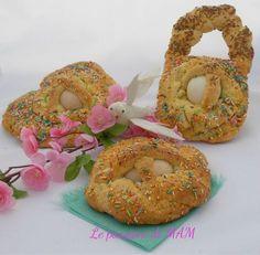 Cuddure ricetta dolce di Pasqua ricetta della tradizione contadina del sud Italia