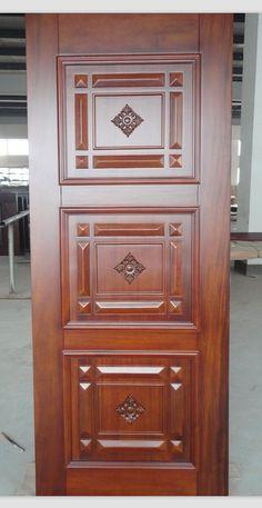 door with architrave