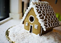 Gingerbread recipe - My favorite gingerbread recipe for houses and people. There is also a how to make a gingerbread house post that might be helpful for you as well. #gingerbread #holiday #cookie