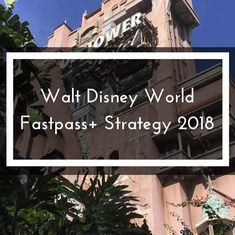 Trying to figure out the best way to book your Fastpasses at Walt Disney World? There's a lot of debate out there, but here's our favorite Disney World Fastpass strategy!