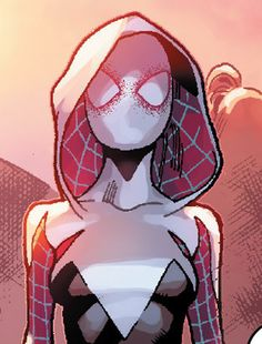 Spider-Gwen in Amazing Spider-Man #11