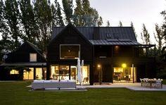 Range House - Luxury Holiday House - Queenstown NZ #wilderness #retreat