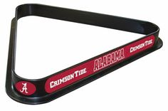 Use this Exclusive coupon code: PINFIVE to receive an additional 5% off the Alabama Crimson Tide Logo Billiard Triangle Rack at SportsFansPlus.com