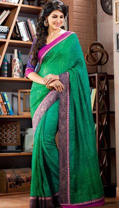 Wedding is the most special day of every girl's life and designer sarees are quite popular among the young brides. So what are you waiting for? Browse through our collection and enjoy online sarees shopping at Efello.com .