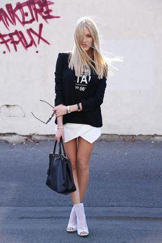 Zara's Skort Craze!