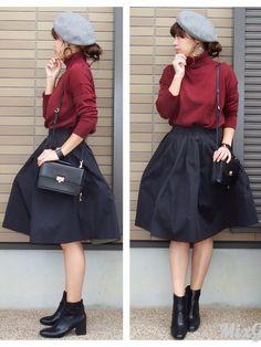 Locariの記事「着ぶくれなんてもう怖くない!着やせが叶う冬のトレンドアイテム」。今話題のファッションやトレンド情報をご覧いただけます。ZOZOTOWNは2,000ブランド以上のアイテムを公式に取扱うファッション通販サイトです。