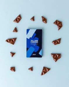 Cos your bestie deserves nothing less than Tall, Dark + Handsome 😉🍫 Send them some of our delish vegan dark chocolate! Stop Motion Photography, Ad Photography, Concept Photography, Flat Lay Photography, Creative Photography, Creative Labs, Ads Creative, Creative Video, Creative Photos