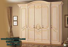 Jual Lemari Pakaian Pintu 5 Classic Rebeca Terbaru Lemari Pakaian Pintu 5…