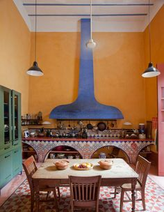 5 Beautiful Mexican Villas From Annie Kelly's Casa Mexico | InStyle.com