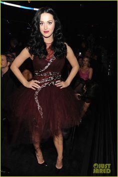Los mejores vestidos de fiesta de Katy Perry