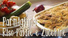 Parmigiana di Riso Patate e Zucchine | Ricetta Facile e Veloce | 55Winst...
