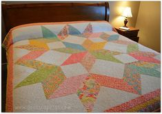 Carpenter's Wife Quilt Pattern by Quiltscapes on Etsy