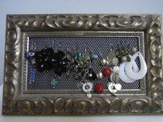 30 Creative, Crafty Ways to Store Your Jewelry
