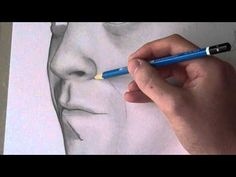 Today's Drawing class 101: The face and head | How-To Tips for Realistic Skin Tones - YouTube
