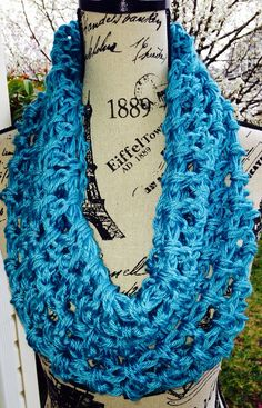 Hey, I found this really awesome Etsy listing at https://www.etsy.com/listing/185452113/super-soft-infinity-double-loop-cowl