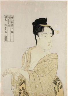 Shunga de Kitagawa Utamaro