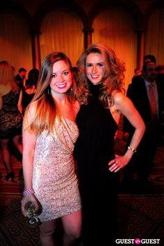 Sophie Pyle and Lindsey Becker