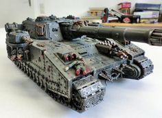DakkaDakka - Wargaming and Warhammer 40k Forums, Articles and Gallery - Homepage | My Leman Russ is Fight!