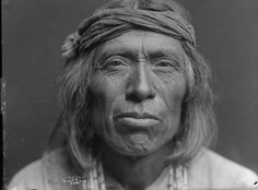 Si We Wata Wa (Shiwatiwa), Zuni Pueblo, New Mexico, ca. 1903, by Edward S. Curtis. Palace of the Governors Photo Archives 143734.
