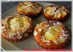 pommes cannelle miel amandes
