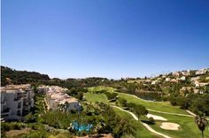 golf view penthouse near peurto banus