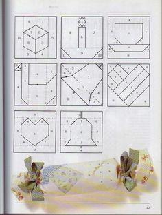 Cursos y tutoriales para manualidades: Curso de Patchwork                                                                                                                                                                                 Más