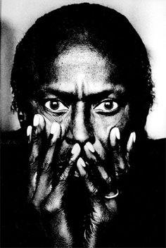 Anton Corbijn - Miles Davis (1985), Montreal, Canada