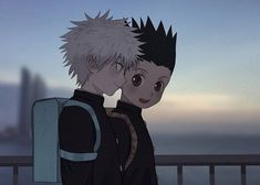 Hunter x Hunter D Gray Man Anime, Dark Anime Guys, Girls Anime, Hunter X Hunter, Hunter Anime, Rare Species Of Animals, Wattpad, Anime Reccomendations, Gon Killua