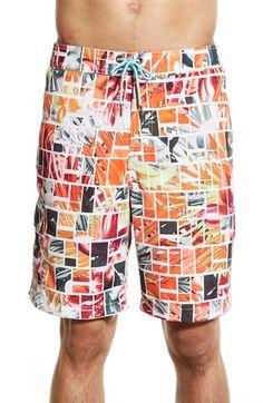 cc117d2a09379 Tommy Bahama  Baja Modern Mosaic  Board Shorts available at  Nordstrom Tommy  Bahama