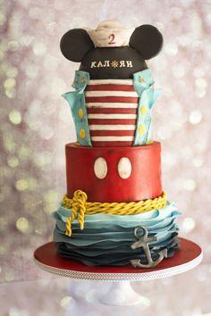 Ahoy Mickey ! by Delice
