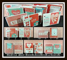 Rose Blossom Legacies: Heartstrings Picture My Life Card Kit - Order by January 10th