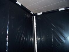 Building your own haunted house with PVC