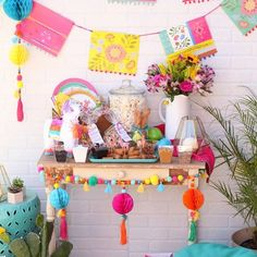 🎉Have a Chicks and Churros fiesta like this one styled by @giggles_galore Shop this look, click the link in profile. #cincodemayo #fiesta #churros #cincodemayopartyideas #partydecorations #partyideas #partydecor #party #partytheme #orientaltrading #fun365