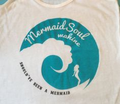 Mermaid Soul wahine Tank Top by MermaidSoulWahine on Etsy