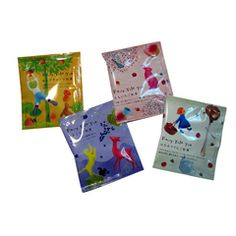 Shame I don't like tea, as these fairytale teabags are kinda cute! ^_^