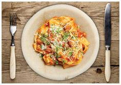 Tuscan Pappardelle