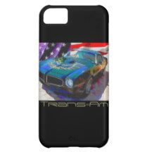 1973 Trans-Am Cover For iPhone 5C