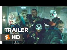 Starring: Will Smith, Margot Robbie, and Jared Leto Suicide Squad Official Comic-Con Remix Trailer - Margot Robbie Movie A secret government agency re. New Movies, Movies To Watch, Ben Affleck Movies, Margot Robbie Movies, Interesting News Articles, Marvel Dc Movies, Fun Events, Special Events, About Time Movie