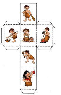 Recursos para Docentes: La Prehistoria (Story Cubes) Story Cubes, English Activities, Preschool Activities, Activities For Kids, Prehistoric Age, Prehistoric Animals, Stone Age Ks2, Social Studies Worksheets, Classical Education