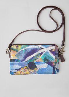 VIDA Leather Statement Clutch - NNPC008A by VIDA