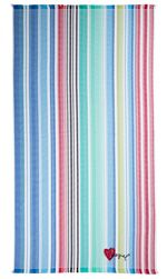 Summer stripe fouta Summer Stripes, Dish Towels, Color Inspiration, Loom, Hand Weaving, Pattern, Table, Home Decor, Ideas