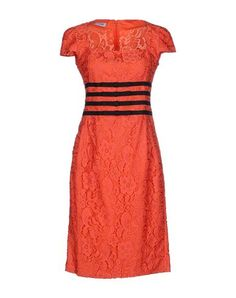 I found this great MOSCHINO CHEAPANDCHIC Knee-length dress on yoox.com. Click on the image above to get a coupon code for Free Standard Shipping on your next order. #yoox