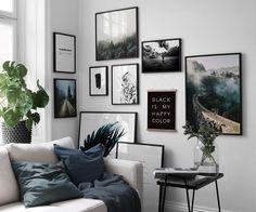 in der Gruppe Inspiration / Wohnzimmer bei Desenio AB (Insp8417)