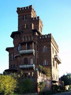 ''Castello di Balzola'' - Balzola