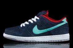 Nike Sb Dunk Low (CrystalMint)