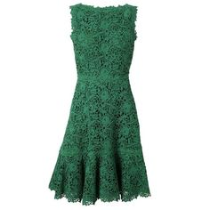 Valentino dress   ❤ liked on Polyvore (see more lace dresses)