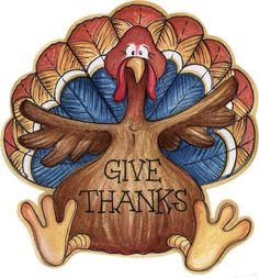 Happy Thanksgiving everyone! Hopefully you weren't laying on the couch and going to the doctor like me!