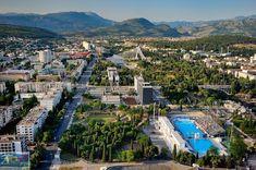 Podgorica, Montenegro | Podgorica | Ente Nazionale del Turismo del Montenegro | Montenegro ...
